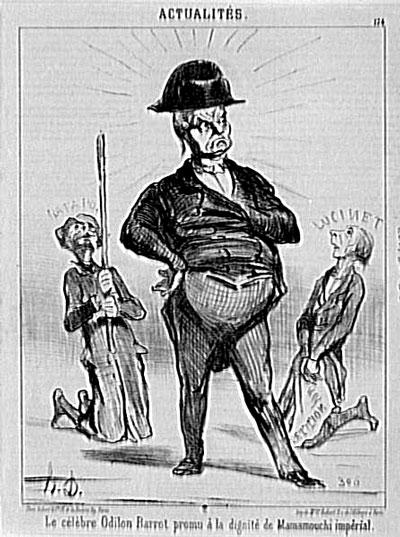 odillon-barrot,-Om-politic-francez