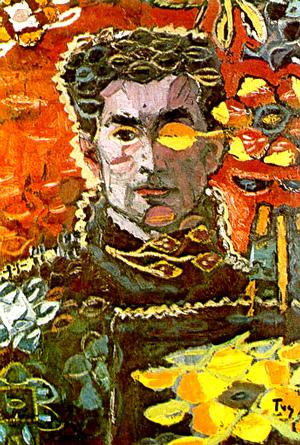 -it-autoportret-cu-frunza