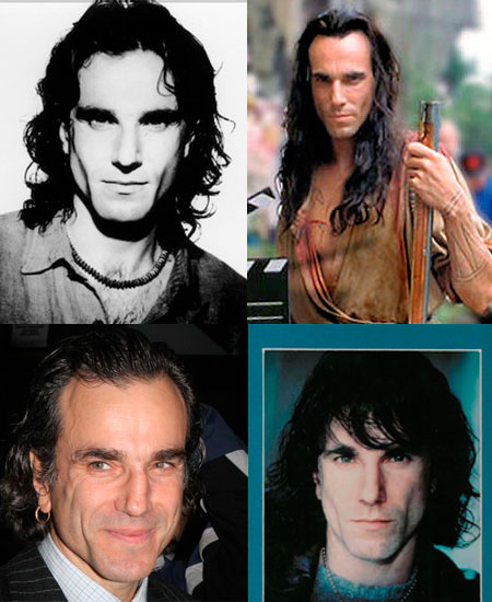 Vârstele unui actor. Daniel Day-Lewis