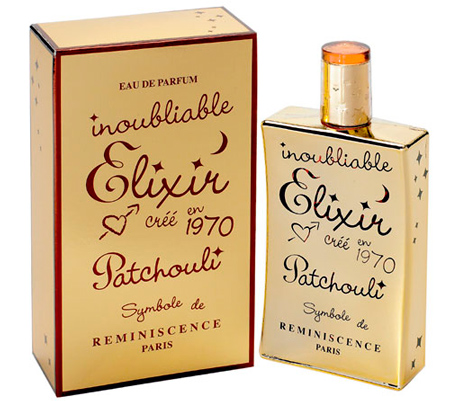 Inoubliable Elixir Patchouli