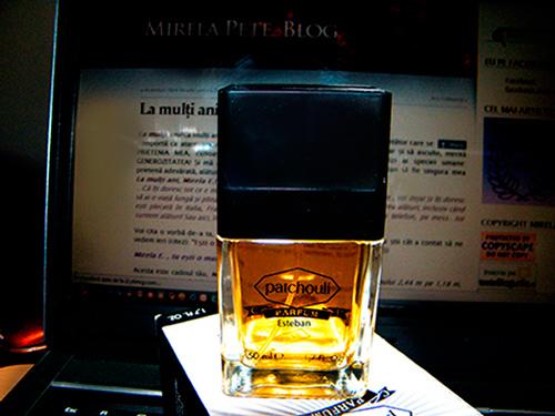 Patchouli, Parfumul meu!