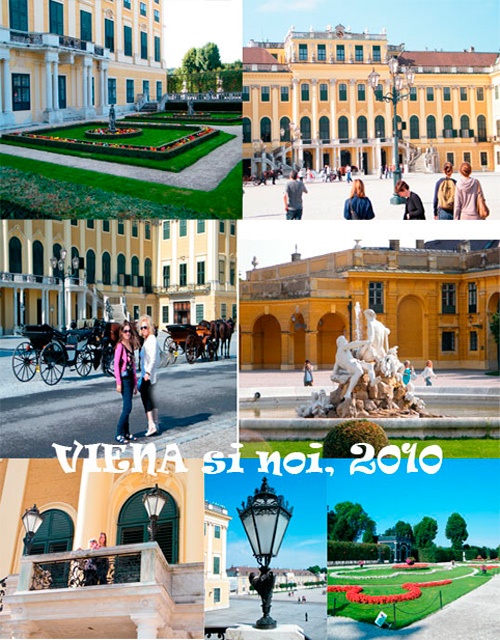 La Viena, Enya, Xaba și cu mine.