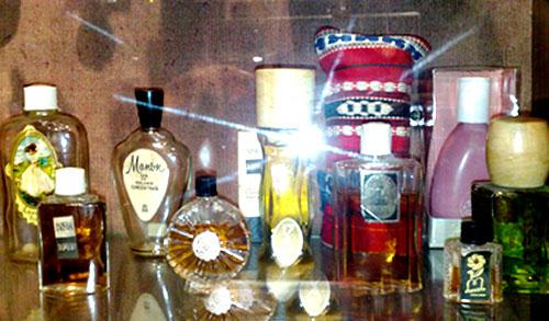 Parfumuri Româneşti vechi