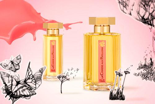 L'Artisan Parfumur, La Chasse aux Papillons