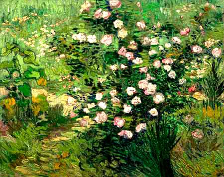 Vincent van Gogh, Roses