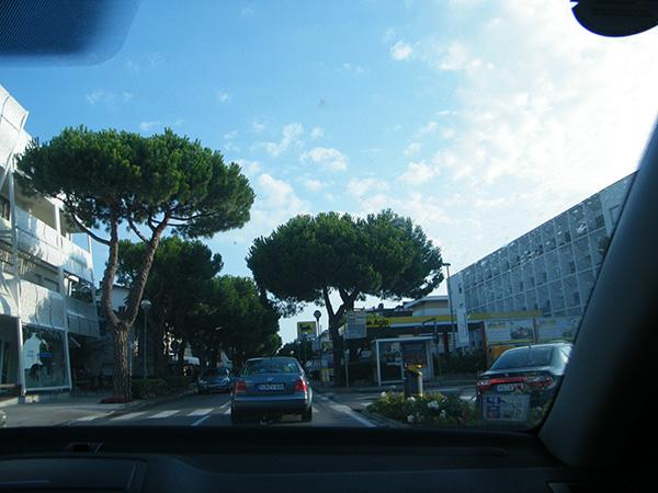Arivederci, Bibione. Acum, spre Venezia