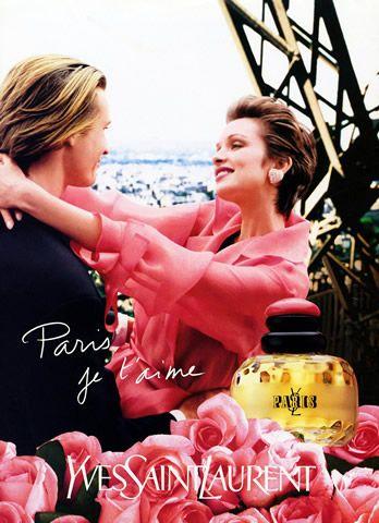 Yves Saint Laurent Paris , parfum creat de Sophia Grosjman în 1983