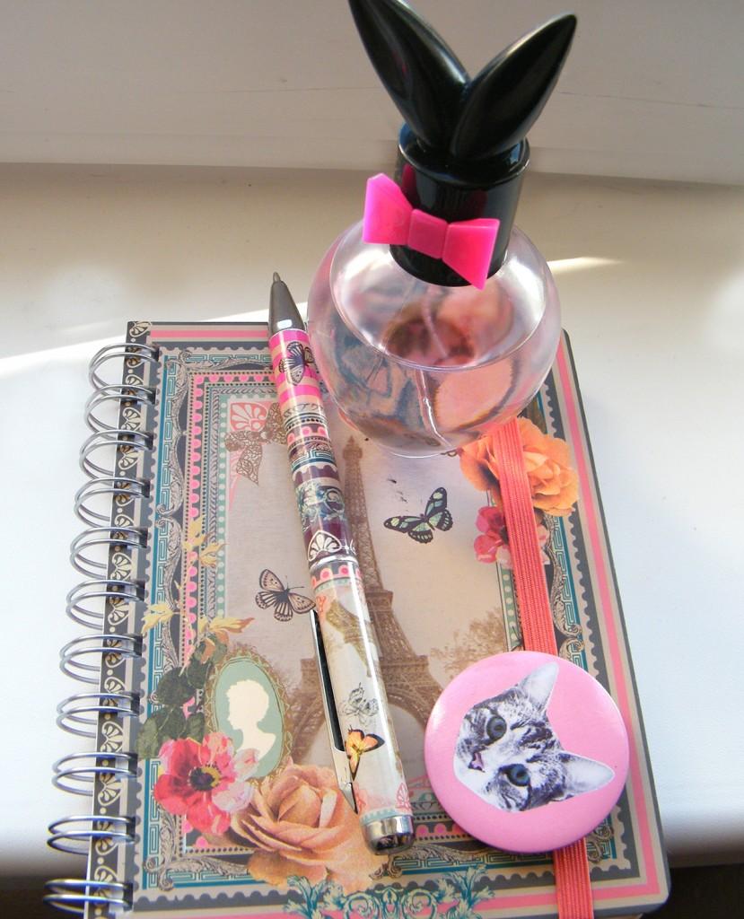 parfum roz