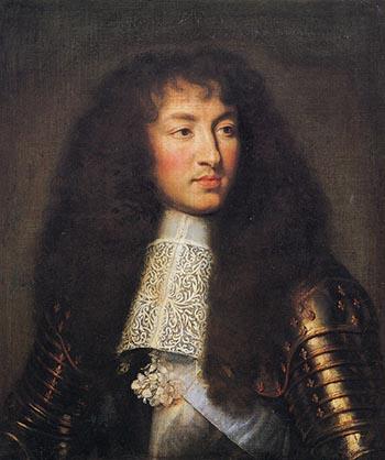 Louis XIV de lebrun