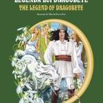 Legenda lui Dragobete - coperta de Mirela Rusu Pete