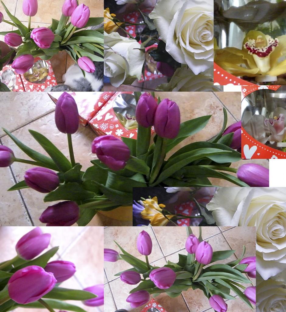 flori de ziua mea