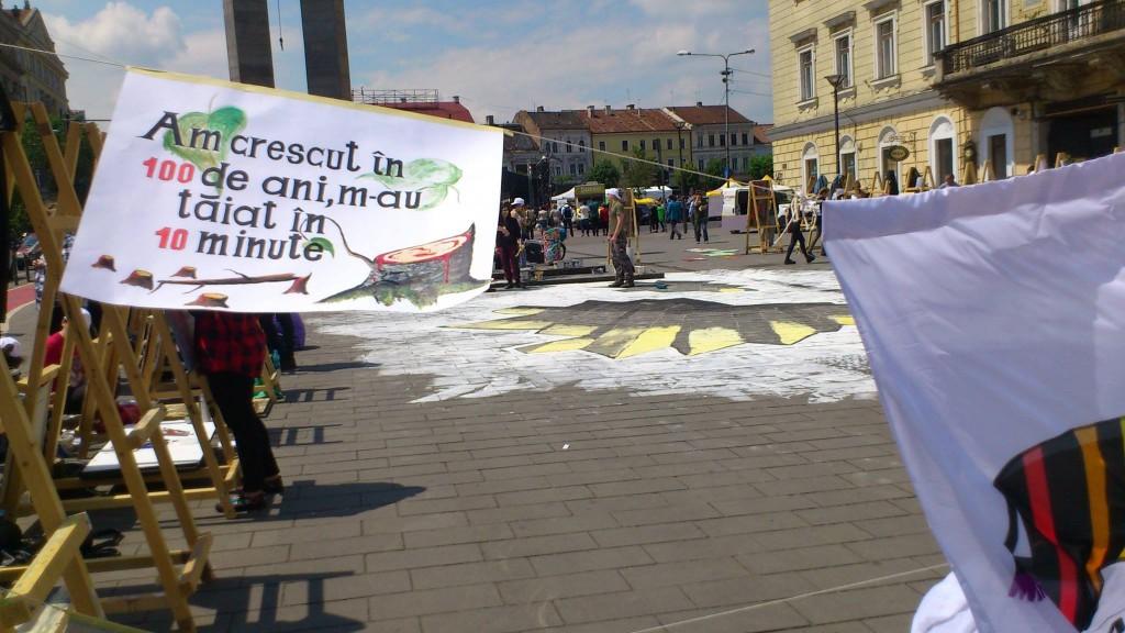 Civic Art 2016, Liceul de Arte Vizuale Romul Ladea, Cluj-Napoca