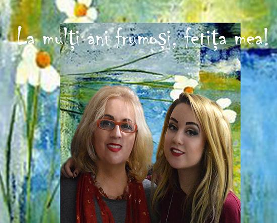 La mulți ani frumoși, Enya mea dragă! :*