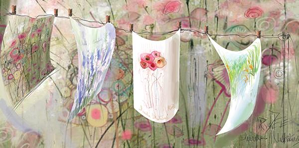 Mirela Pete: metraje cu zâmbete florale