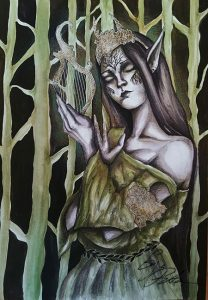 Garden of the Elves by Enya Pete