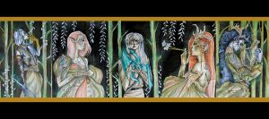Garden of the Elves by Enya Pete